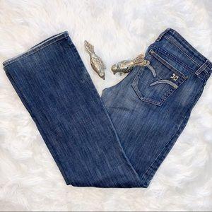 Joe's Jeans Medium Wash Flair Jeans Size 31